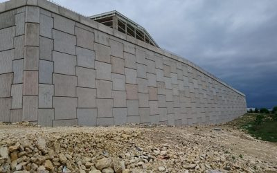 Toprakarme (Reinforced Earth Retaining Walls), best in class engineering, design and construction