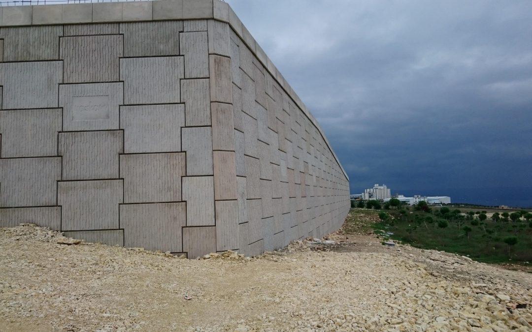 Toprakarme (Reinforced Earth) projelerimizde mühendislik ve kalite farkı