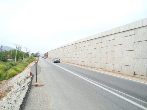 İzmir Turgutlu Ansızca Kavşağı
