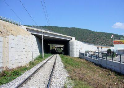 Bozüyük Köprü Kenar Ayakları ve İstinat duvarları - Bridge Abutments and Retaining Walls 5