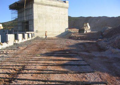 Kışladağ Altın Madeni İstinat Duvarları - Kışladağ Gold Mine Retaining Walls 2