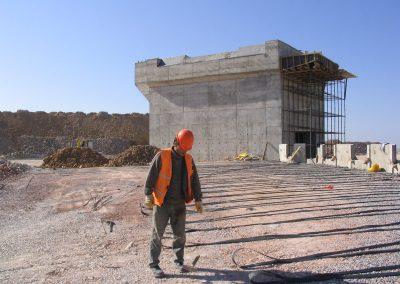 Kışladağ Altın Madeni İstinat Duvarları - Kışladağ Gold Mine Retaining Walls 3
