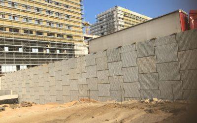 2018, Toprakarme duvarlarda Polimer ankrajlara talebin artığı bir yıl oldu.
